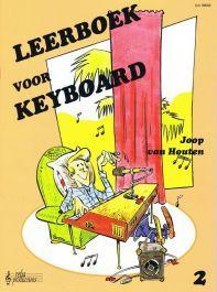 Joop van Houten Leerboek Voor Keyboard Deel 2