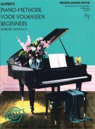 Alfred's Pianomethode Volwassen beginners Niveau 2