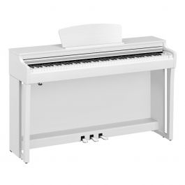 Yamaha Clavinova CLP-725 WH digitale piano