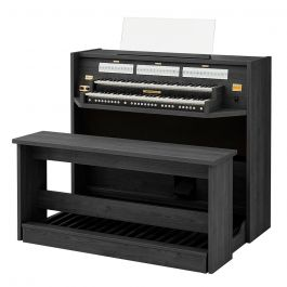 Johannus Studio 150 black north wood