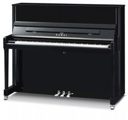 Kawai K-300 ATX2 E/P chroom silent piano