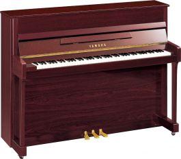Yamaha B2E PM messing piano (mahonie hoogglans)