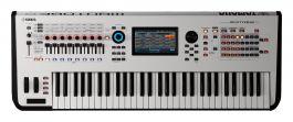 Yamaha Montage 6 WH synthesizer