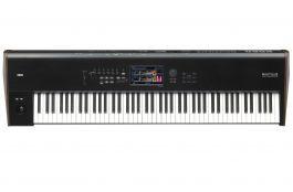 Korg Nautilus 88 BK synthesizer