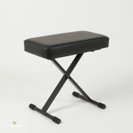 Entrada BK-300 B skai black keyboardbank