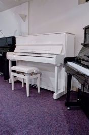 Yamaha P121 M SH PWHC chroom silent piano