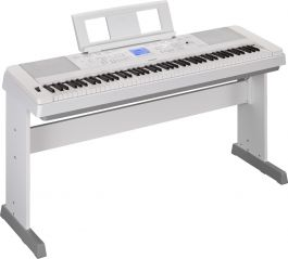 Yamaha DGX-660 WH digitale piano