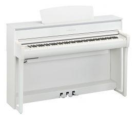 Yamaha Clavinova CLP-675 WH digitale piano