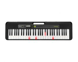 Casio LK-S250 B keyboard