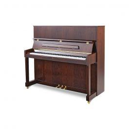 Petrof P 125 M1 PM messing piano