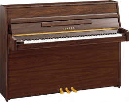 Yamaha B1 PW messing piano (noten hoogglans)