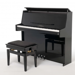Oostendorp P1 Royal PE chroom digitale piano