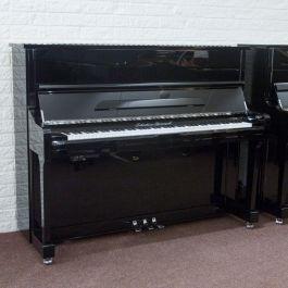Sebastian Steinwald 121 (GT-2 mini) PE zilver silent piano