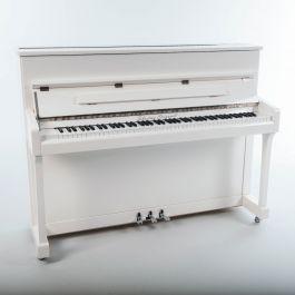 Sebastian Steinwald 110 (halve klep) PWH zilver piano