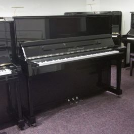 Sebastian Steinwald 125 AdSilent PE zilver piano