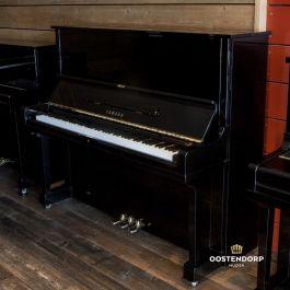 Yamaha U3H (Korg KS-30) PE messing silent piano