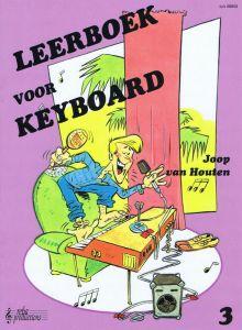 Joop van Houten Leerboek Voor Keyboard Deel 3