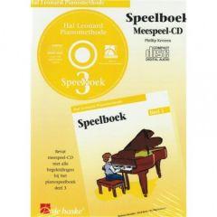 Speelboek 3 (CD)