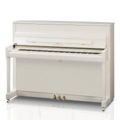 Kawai K-200 WH/P messing piano