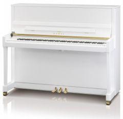 Kawai K-300 WH/P messing piano