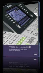 Tyros 2 dvd - Stap voor stap - deel 1