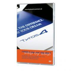 Tyros 4 dvd - Stap voor stap - deel 1