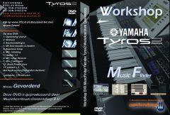 Oostendorp Tyros 2 workshop dvd - Music Finder