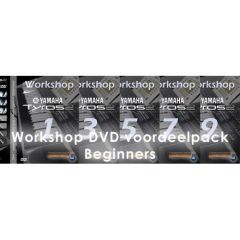 Oostendorp Tyros 2 workshop actiepakket - 5 dvd's beginner