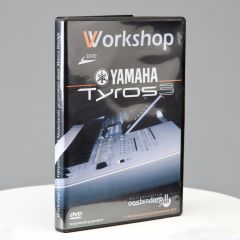 Oostendorp Tyros 3 workshop dvd - Marco Riedijk