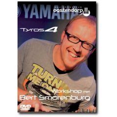 Oostendorp Tyros 4 workshop dvd - Bert Smorenburg