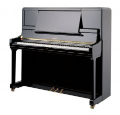 Petrof P 135 K1 801 messing piano