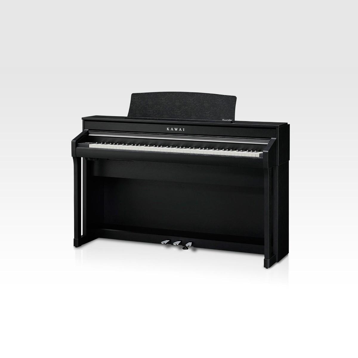 Mooie Houten Piano.Kawai Ca 58 Sb Digitale Piano