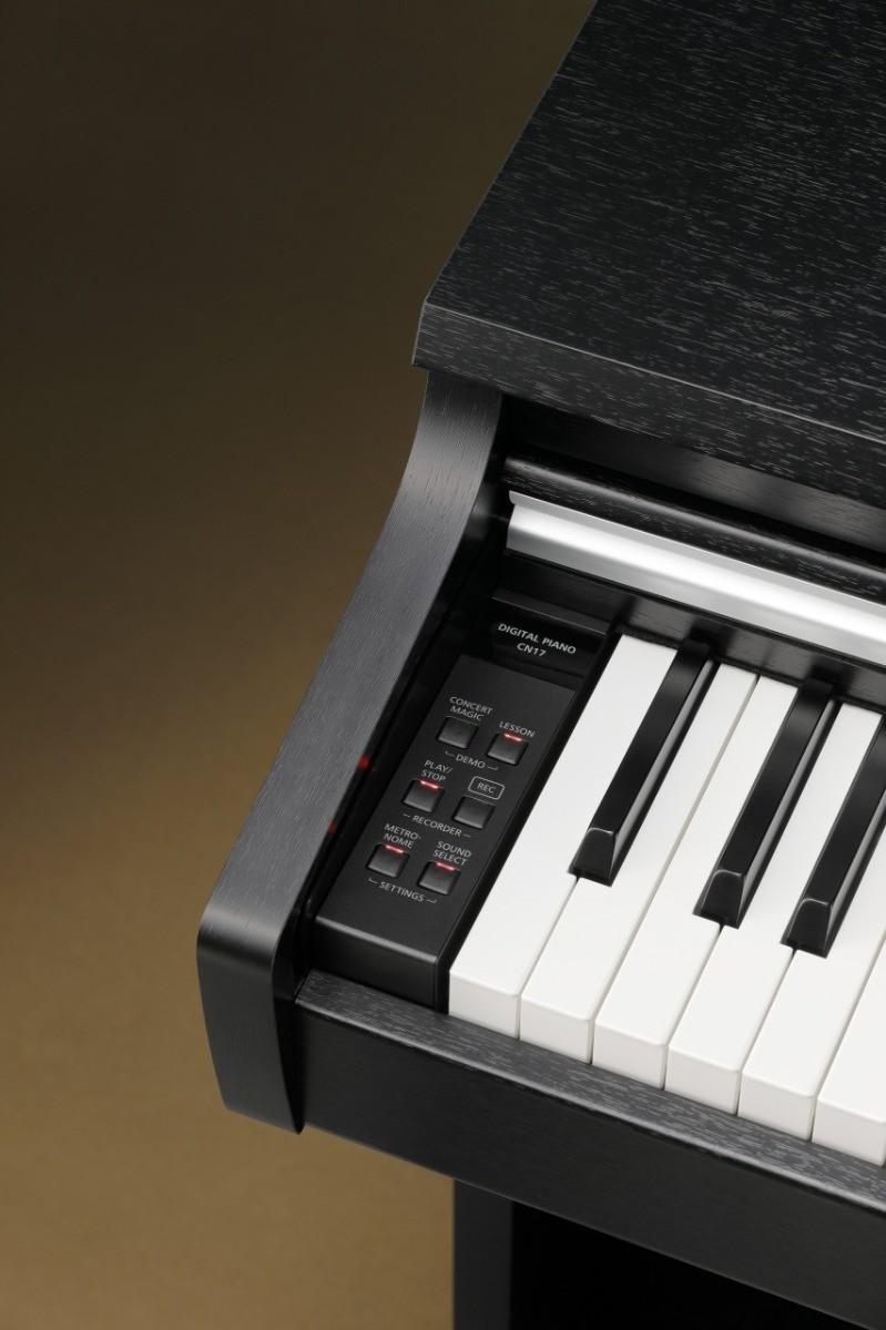 Kawai CN 17 SB digitale piano