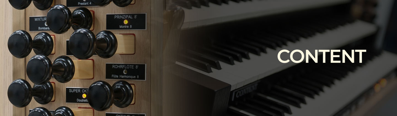 Content orgels