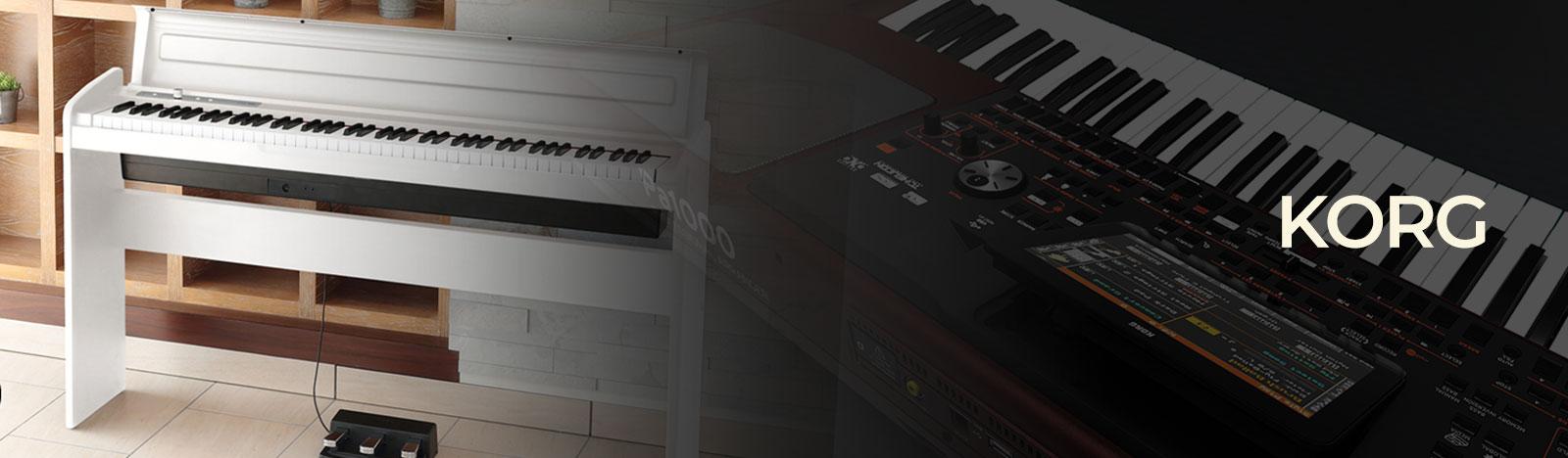 Korg digitale piano