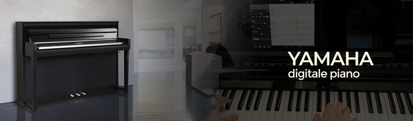 Yamaha digitale piano | Elektrische piano yamaha