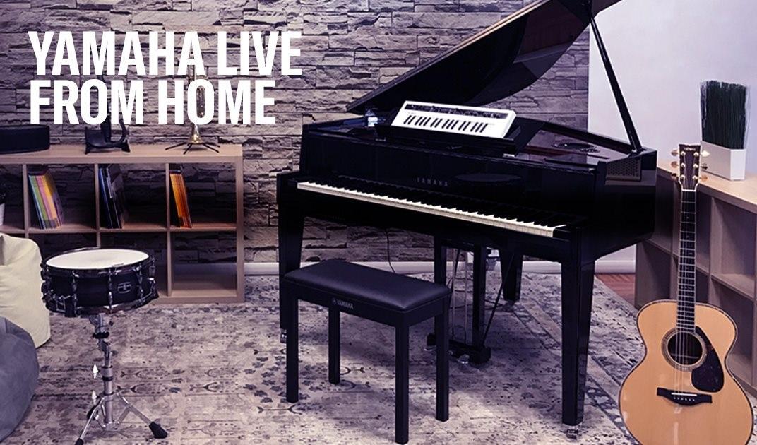 Yamaha live concerten