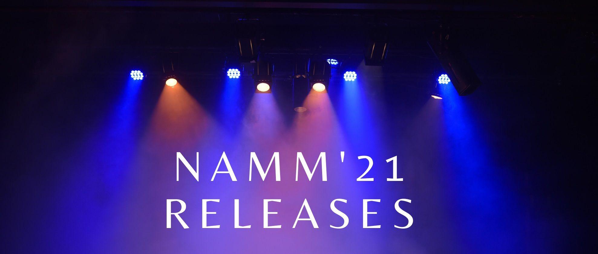 Namm '21 releases bij Oostendorp