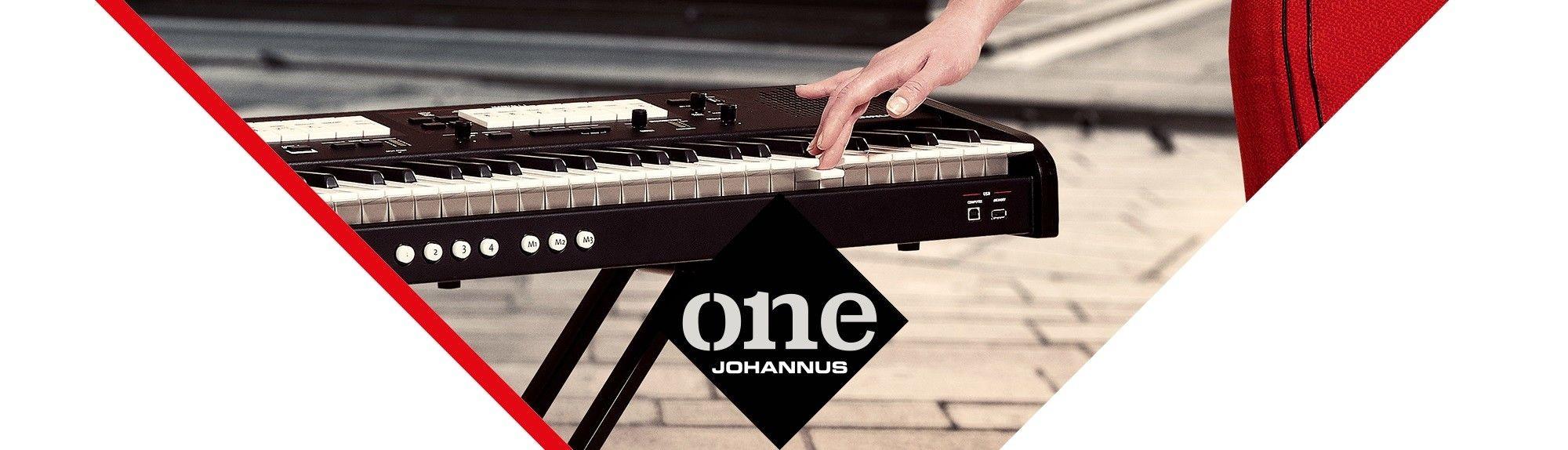 Het nieuwste Johannus orgel: Johannus One!