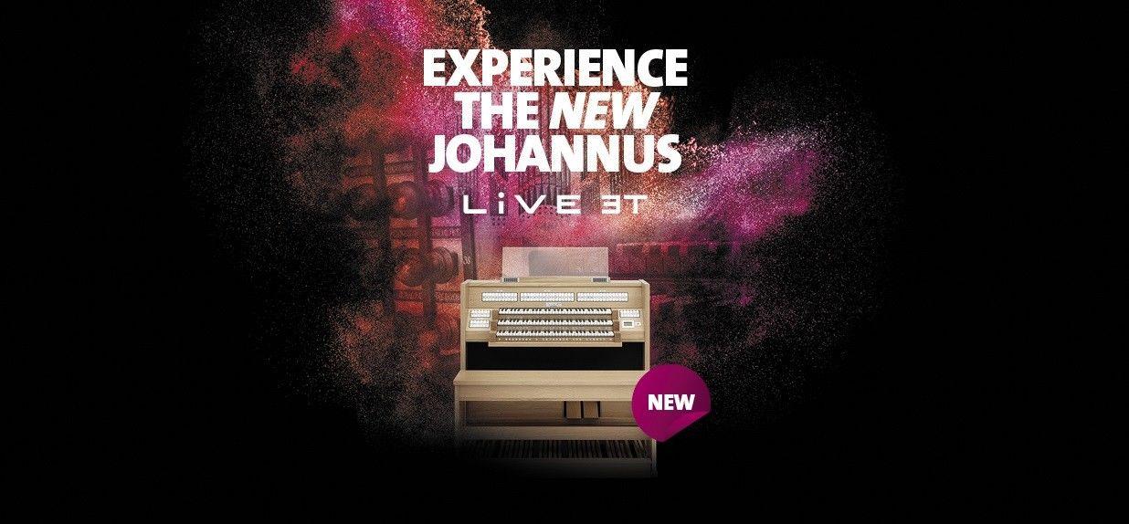 Introductie Johannus LiVE 3T