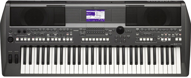 Nieuw in de showroom: Yamaha PSR-S670