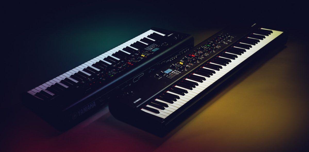 Nieuw: Yamaha CP73 en CP88 stage piano's