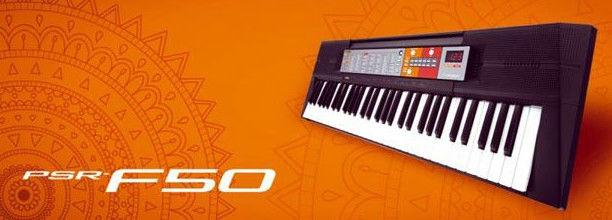 NIEUW! Yamaha PSR-F50 goedkoop keyboard