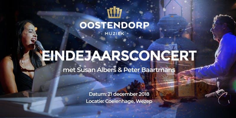21-12: Oostendorp Eindejaarsconcert 2018