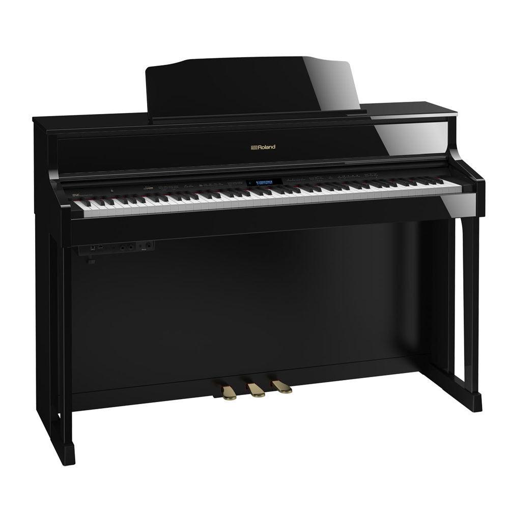NIEUW! Digitale piano's Roland HP-serie