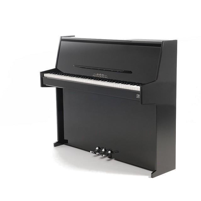 Oostendorp P1 piano zwart