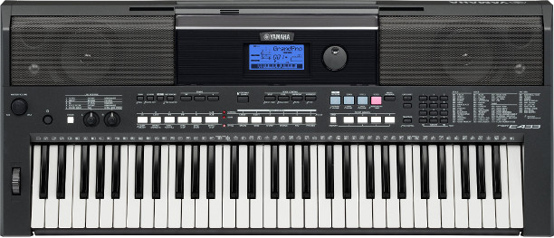 Yamaha PSR-E keyboard